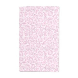 Rose Blossoms Lilac Hand Towel (Set of 2)