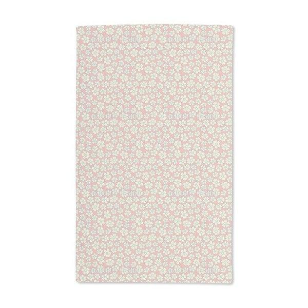 Bride Roses Hand Towel (Set of 2)