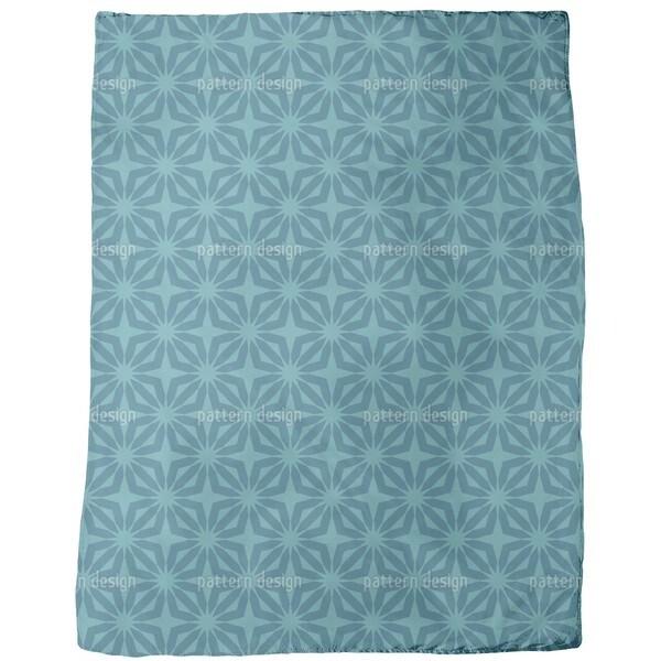 Stella Blue Fleece Blanket
