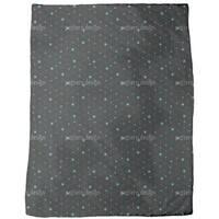 In the Kopernikus Network Fleece Blanket