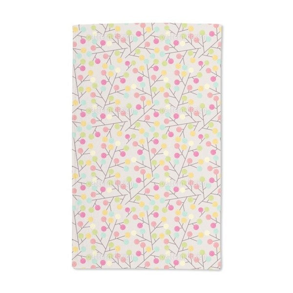 Lollypops Grow on Trees Hand Towel (Set of 2)
