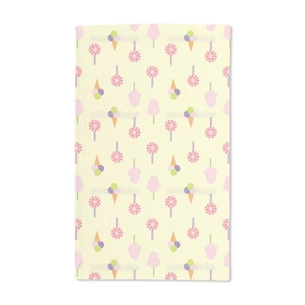Sweet Dreams Hand Towel (Set of 2)