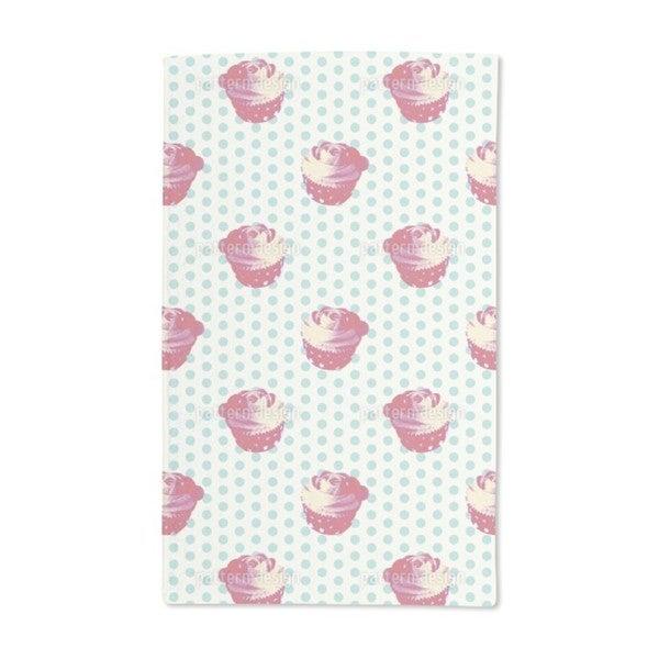 Cupcake Baby Hand Towel (Set of 2)