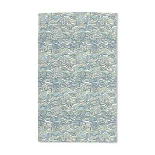 Stormy Sea Hand Towel (Set of 2)