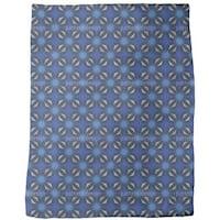 Etoiles De La Nuit Fleece Blanket