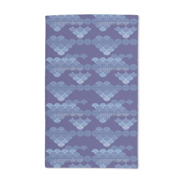 Sea of Clouds Hand Towel (Set of 2)