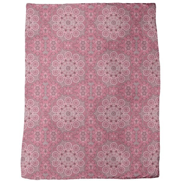 Fairytale of the Orient Fleece Blanket