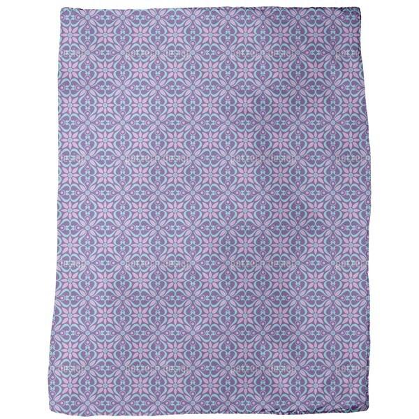 Oriental Dream Fleece Blanket