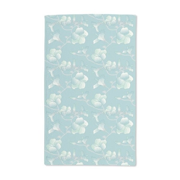 Pastel Hibiscus Hand Towel (Set of 2)