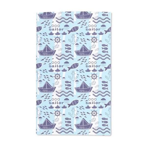 Little Sailor Hand Towel (Set of 2)