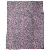New Delhi Fantasies Fleece Blanket