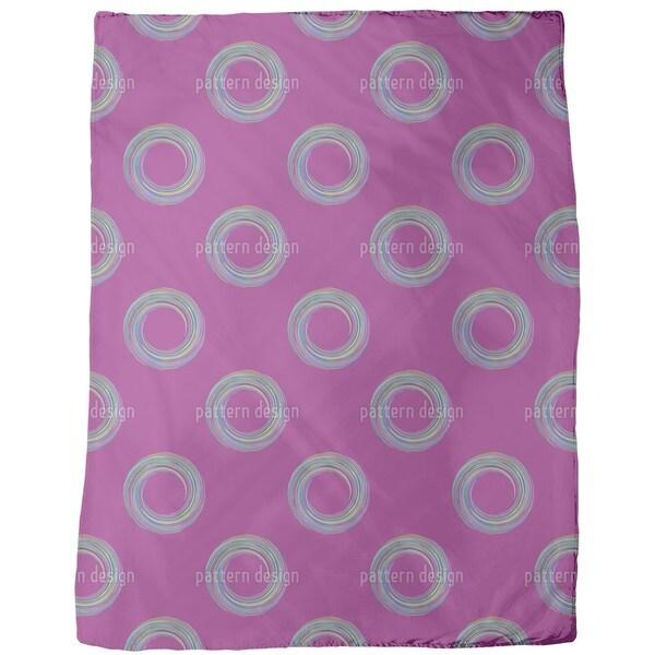 Twister Fleece Blanket