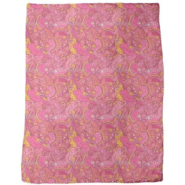 Exotic Fantasies Fleece Blanket