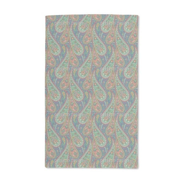 Filigree Paisley Hand Towel (Set of 2)