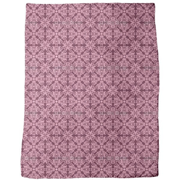 Scarlatti Fleece Blanket