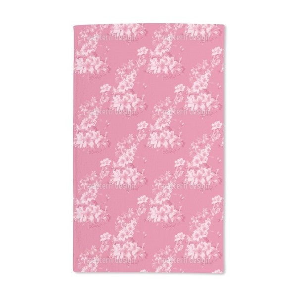 Flora Antique Hand Towel (Set of 2)