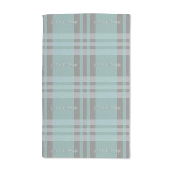 Aberdeen Tartan Verde Hand Towel (Set of 2)