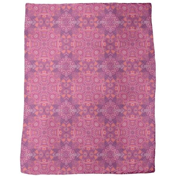 Ornament of Miracles Fleece Blanket