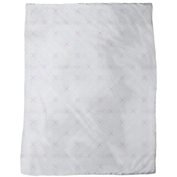 Magic Coordinates Fleece Blanket