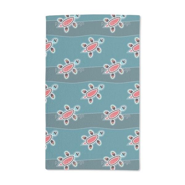 Dreamtime Hand Towel (Set of 2)