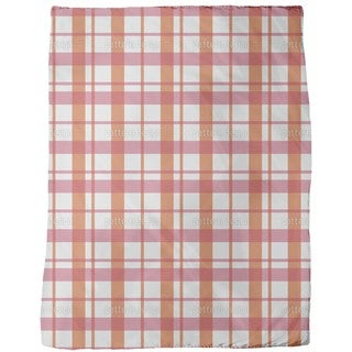 Carolina Grey Fleece Blanket