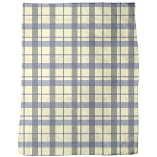 Carolina Yellow Fleece Blanket