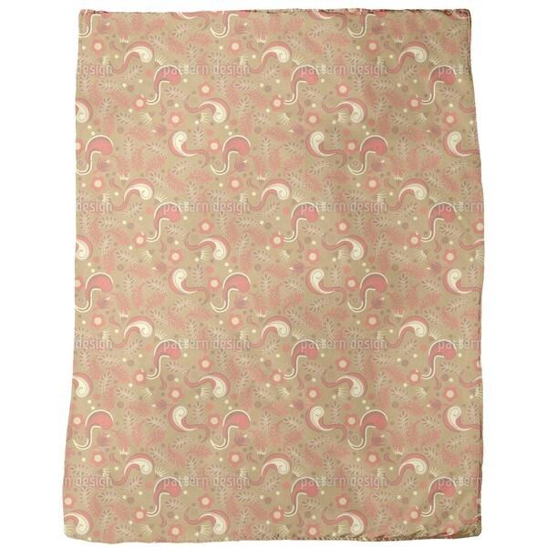 Dream of Paradise Fleece Blanket