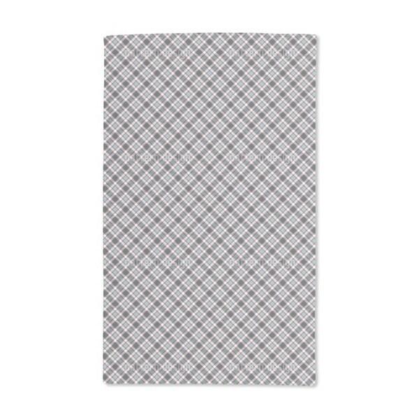 Tartan Hand Towel (Set of 2)