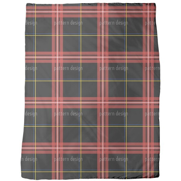 Lord Hampton Fleece Blanket