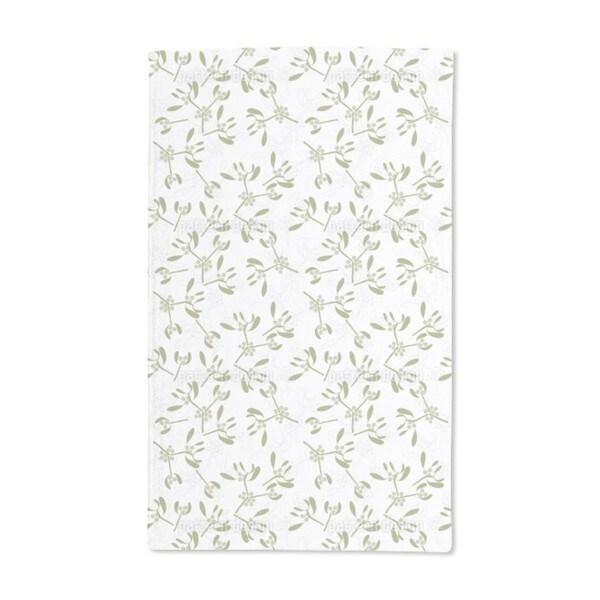 Mistletoes Hand Towel (Set of 2)
