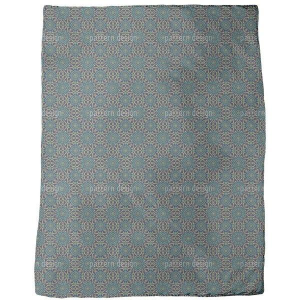 Shah of Persia Fleece Blanket