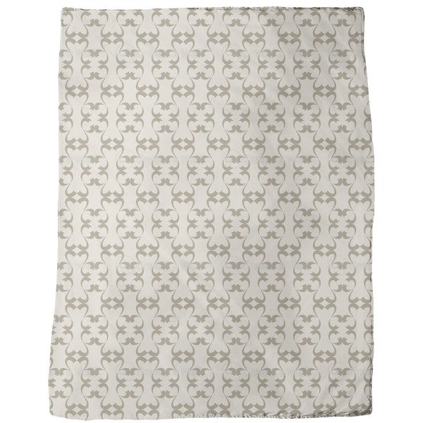 Alhambra Impression Fleece Blanket