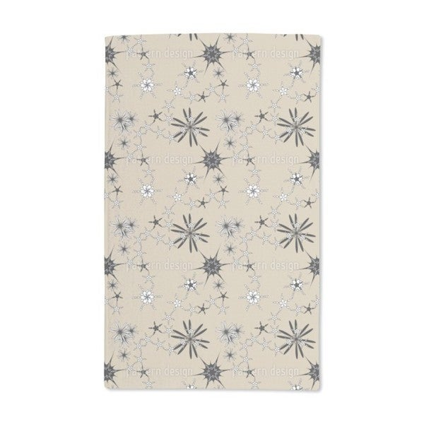 Scandiflor Hand Towel (Set of 2)