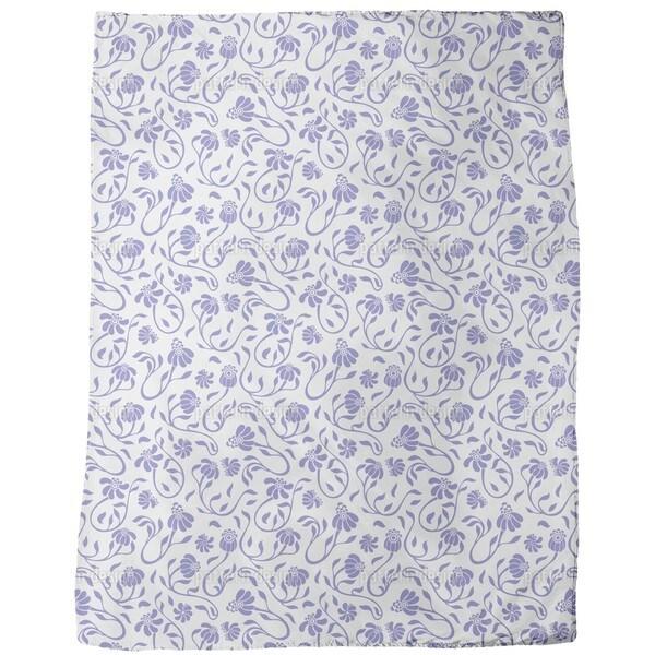 Flowerdream Fleece Blanket