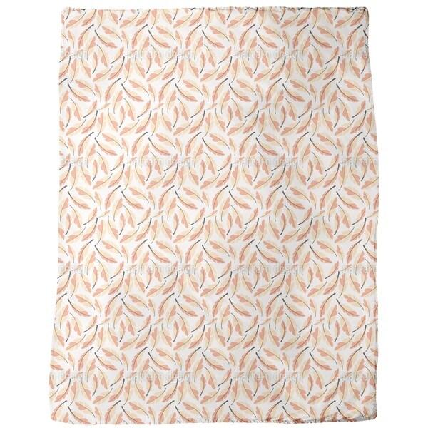 Pillow Fight Fleece Blanket