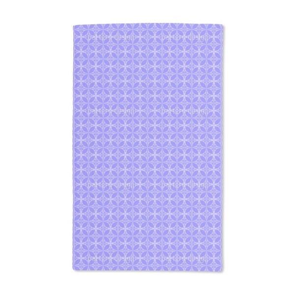 Celestial Latitude Hand Towel (Set of 2)