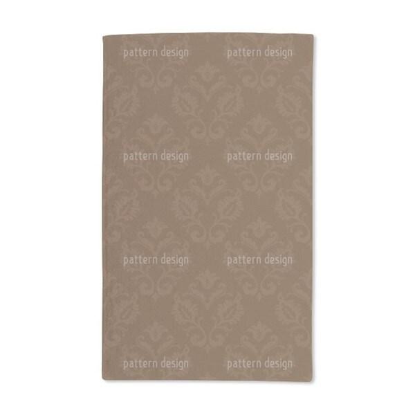 Aramis Braun Hand Towel (Set of 2)
