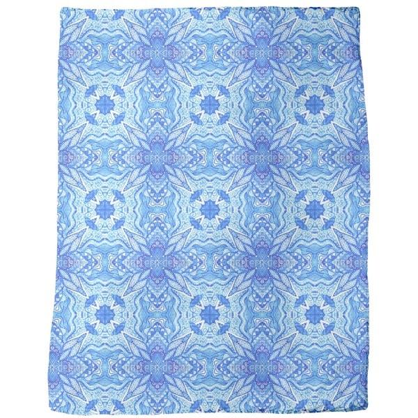 Star of the Ocean Fleece Blanket