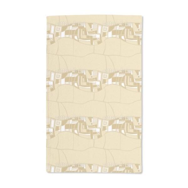 Stilismo Sand Hand Towel (Set of 2)