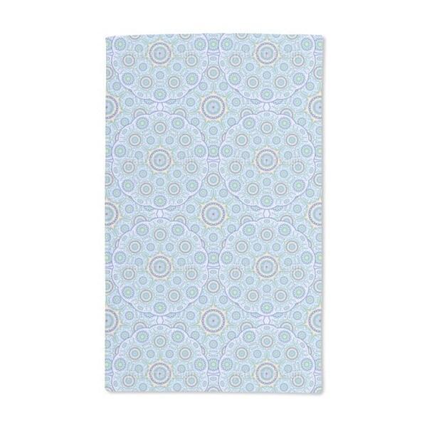 Geometric Mandala Hand Towel (Set of 2)