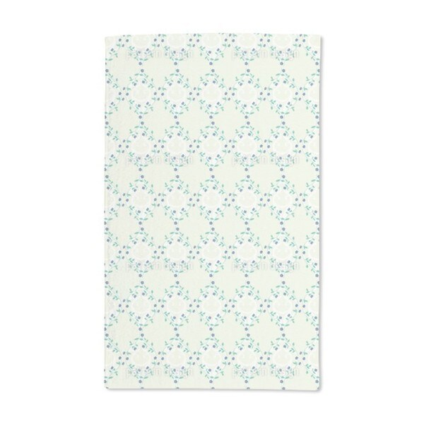 Forget-Me-Not Light Hand Towel (Set of 2)