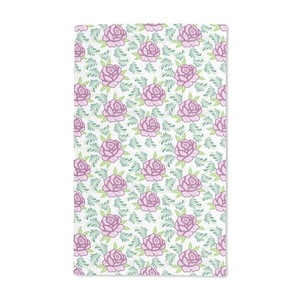 My Scottish Rose Hand Towel (Set of 2)
