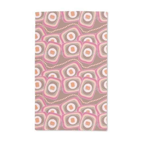 The Snakes Outback Breakfast Hand Towel (Set of 2)