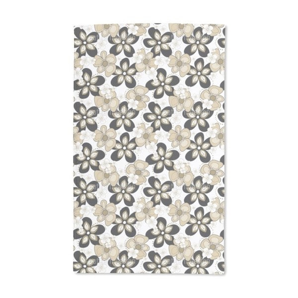 Blossom Party Hand Towel (Set of 2)