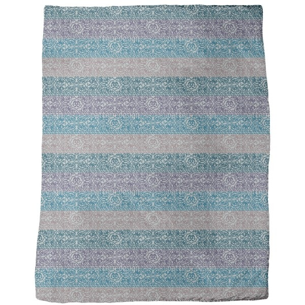 Tiziano Color Fleece Blanket