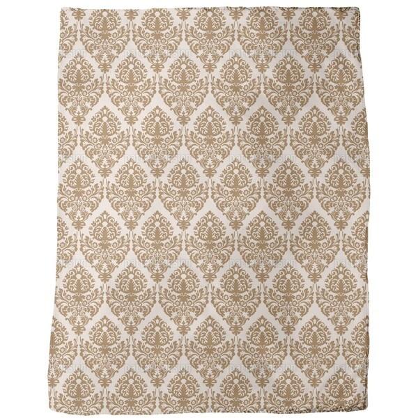 Damaskus Fleece Blanket