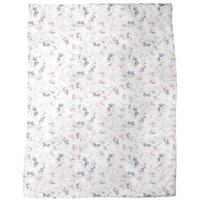 Flower Fairies Fleece Blanket