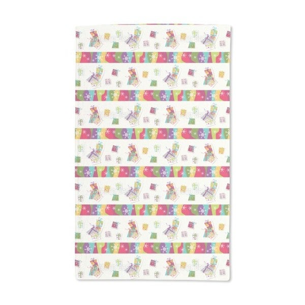All I Want For Christmas Hand Towel (Set of 2)