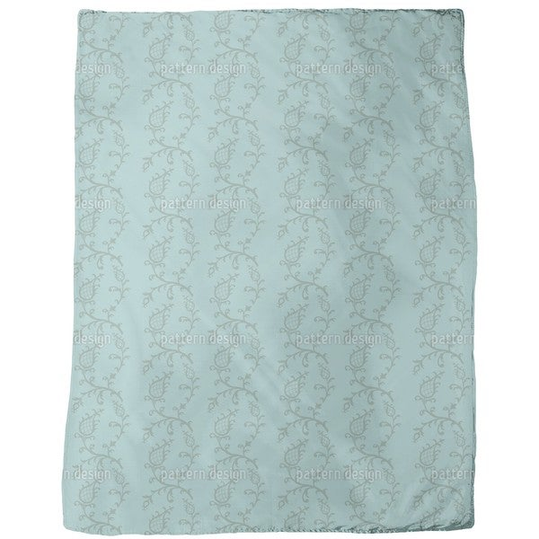 Cinderella Blue Fleece Blanket