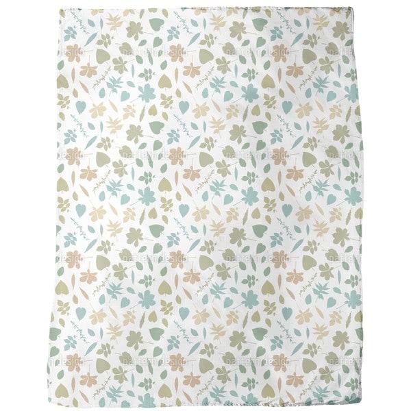 Blattpourri Fleece Blanket